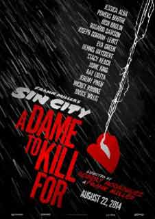 Sin City: A Dame to Kill For 2D