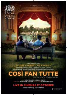 Royal Opera: Cos� Fan Tutte (Live)